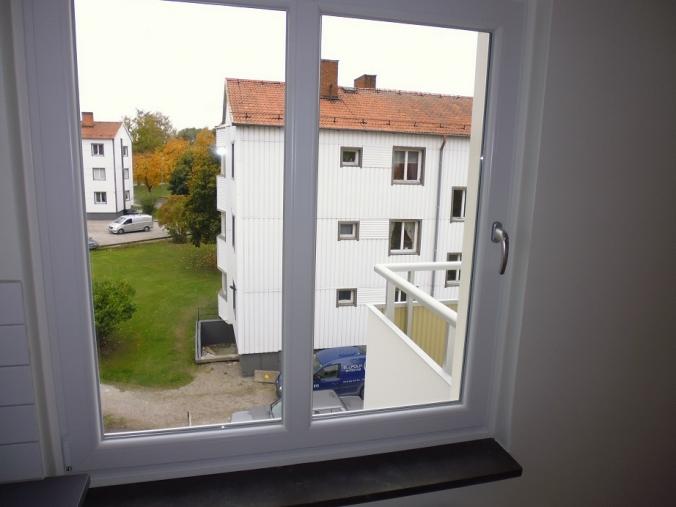 3 rok Nya fönster
