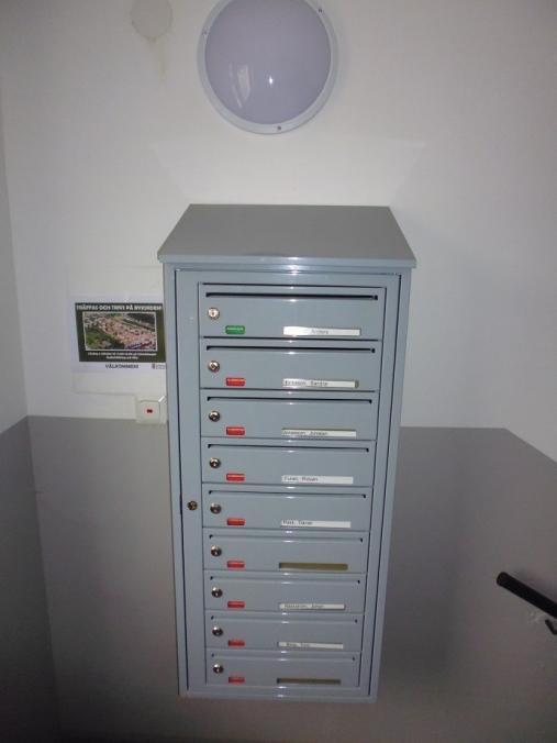 Nya postboxar