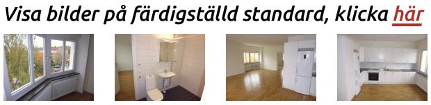 Standard renoverade lägenheter